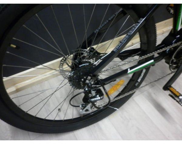 Elektrische mountainbike TDA26L