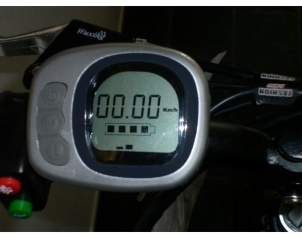 Elektrische Plooifiets DMB-1004